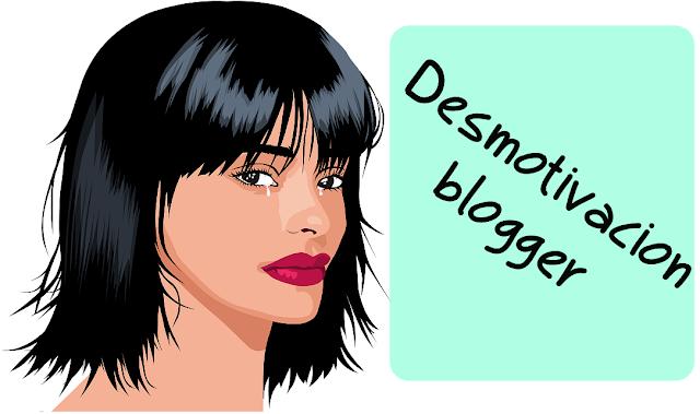 desmotivacion blogger
