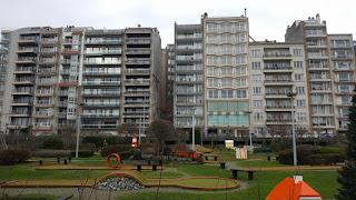Leopoldpark minigolf course in Blankenberge