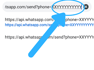 How to send WhatsApp message without saving mobile number