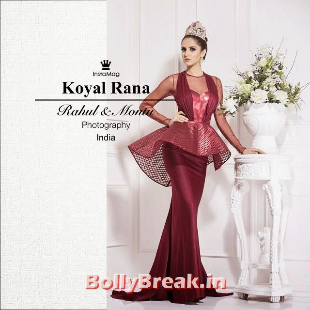 miss india, miss world, koyal rana, india,, Miss India 2014 Koyal Rana hot Pics