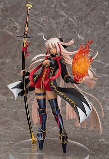 "Alter Ego/Okita Soji (Alter) 1/7 de ""Fate/Grand Order"" - Aquamarine"