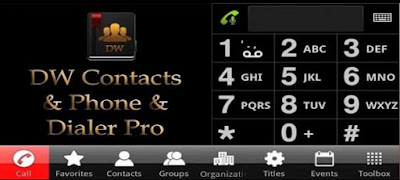 Download Gratis DW Contacts & Phone Dialer v2.9.9.2-pro APK