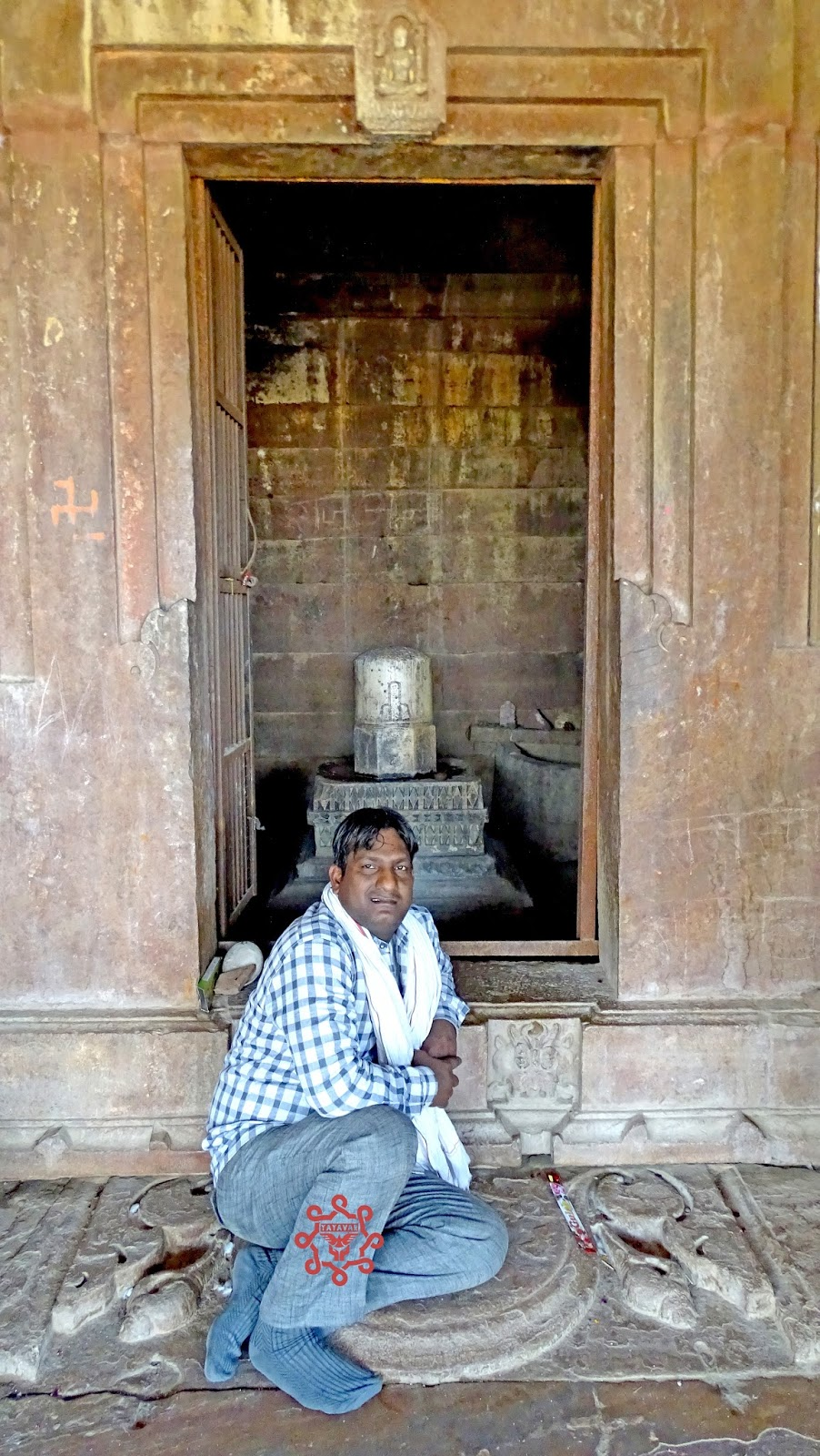 Shivling at Mahanaleshwar temple
