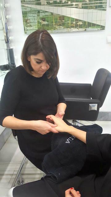 FitnessAndChicness-Tratamiento Brillo Aveda en Panizza Pelqueros-4