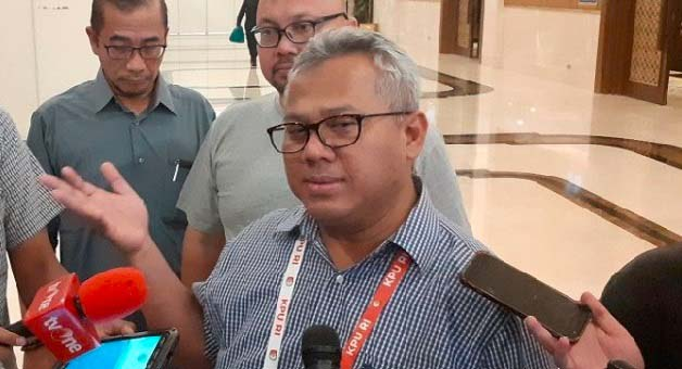 KPU Enggan Bahas Evaluasi Penyelenggaraan Pemilu Serentak 2019