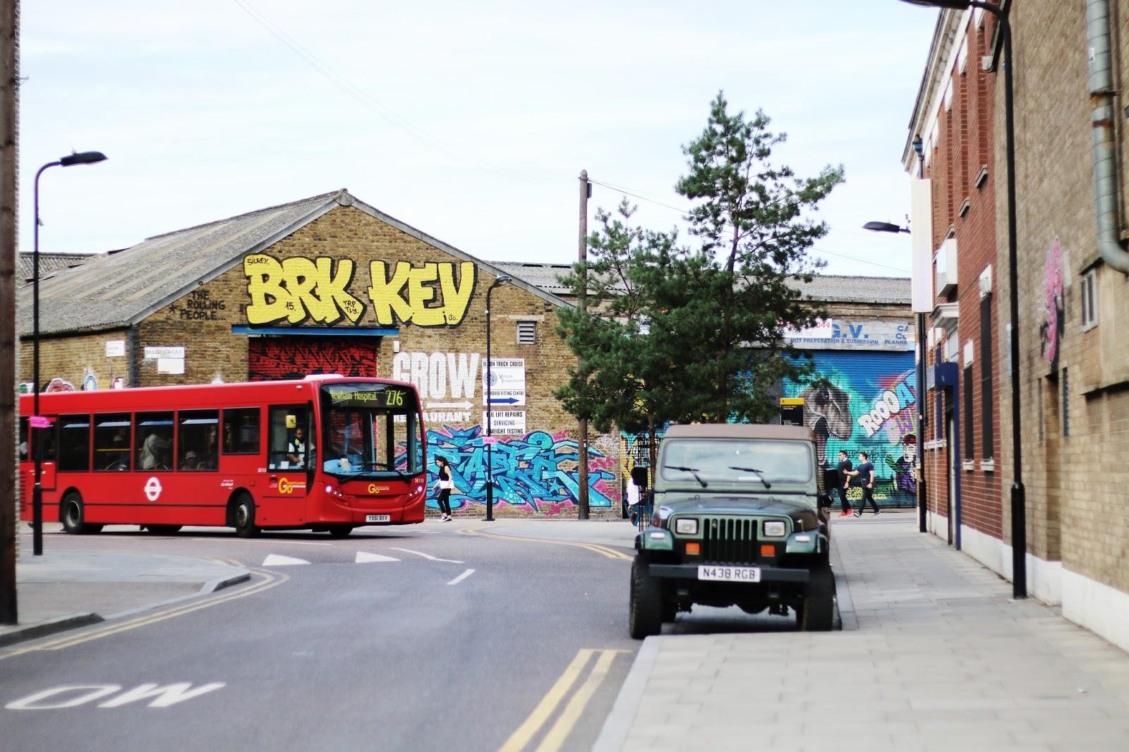 hackney east london