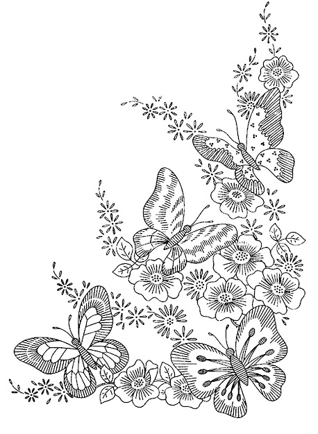 Coloringadultdifficultbutterflies Free To Print