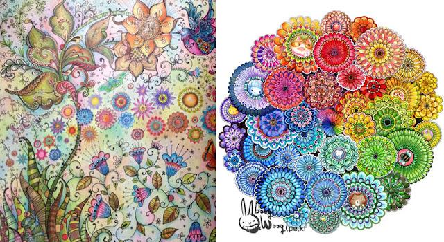färgläggning, coloring