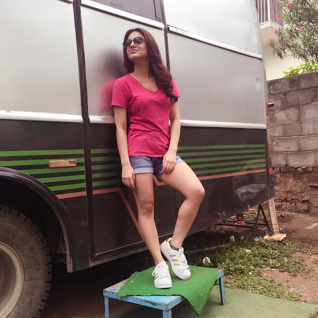 Aksha Pardasany Hottest Instagram Photos