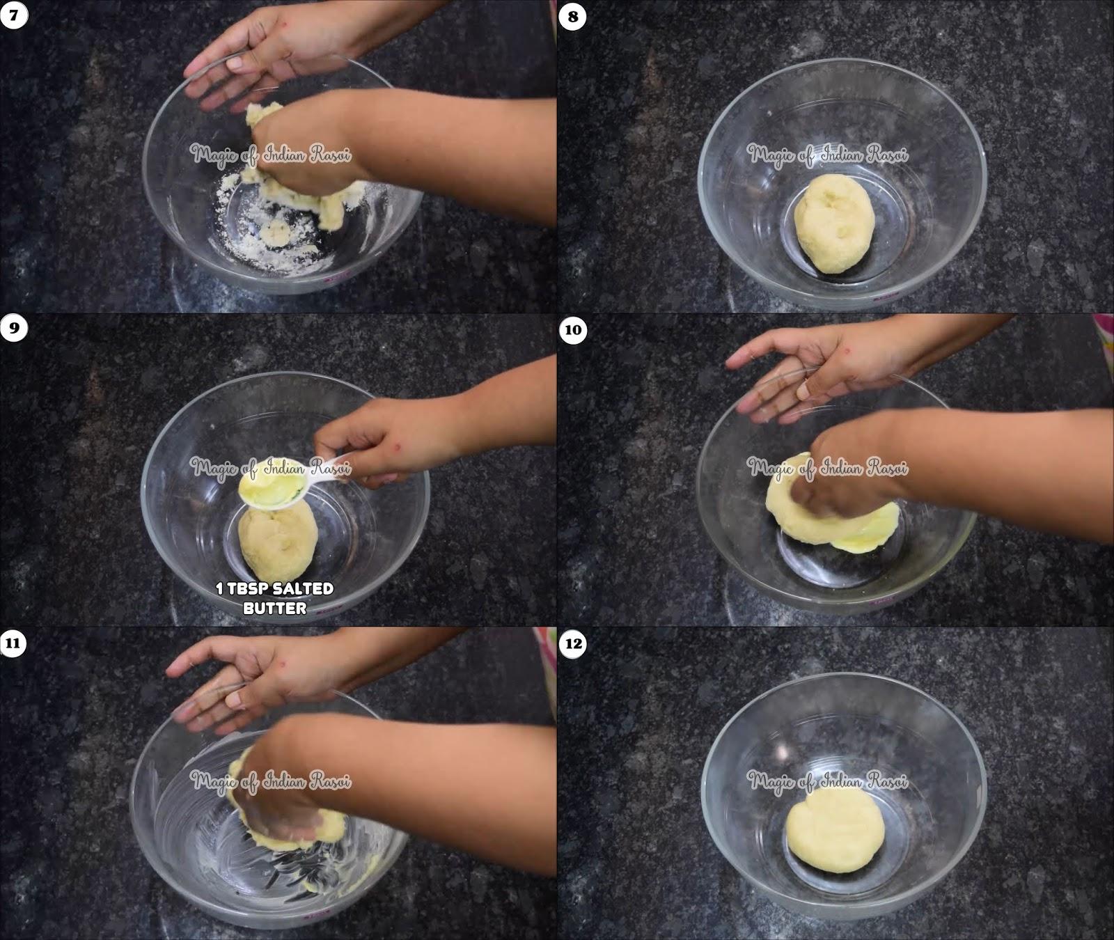 Eggless Donuts Recipe (Soft & Spongy) - 3