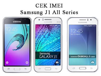 Cara Cek IMEI Samsung J1 Asli atau Palsu