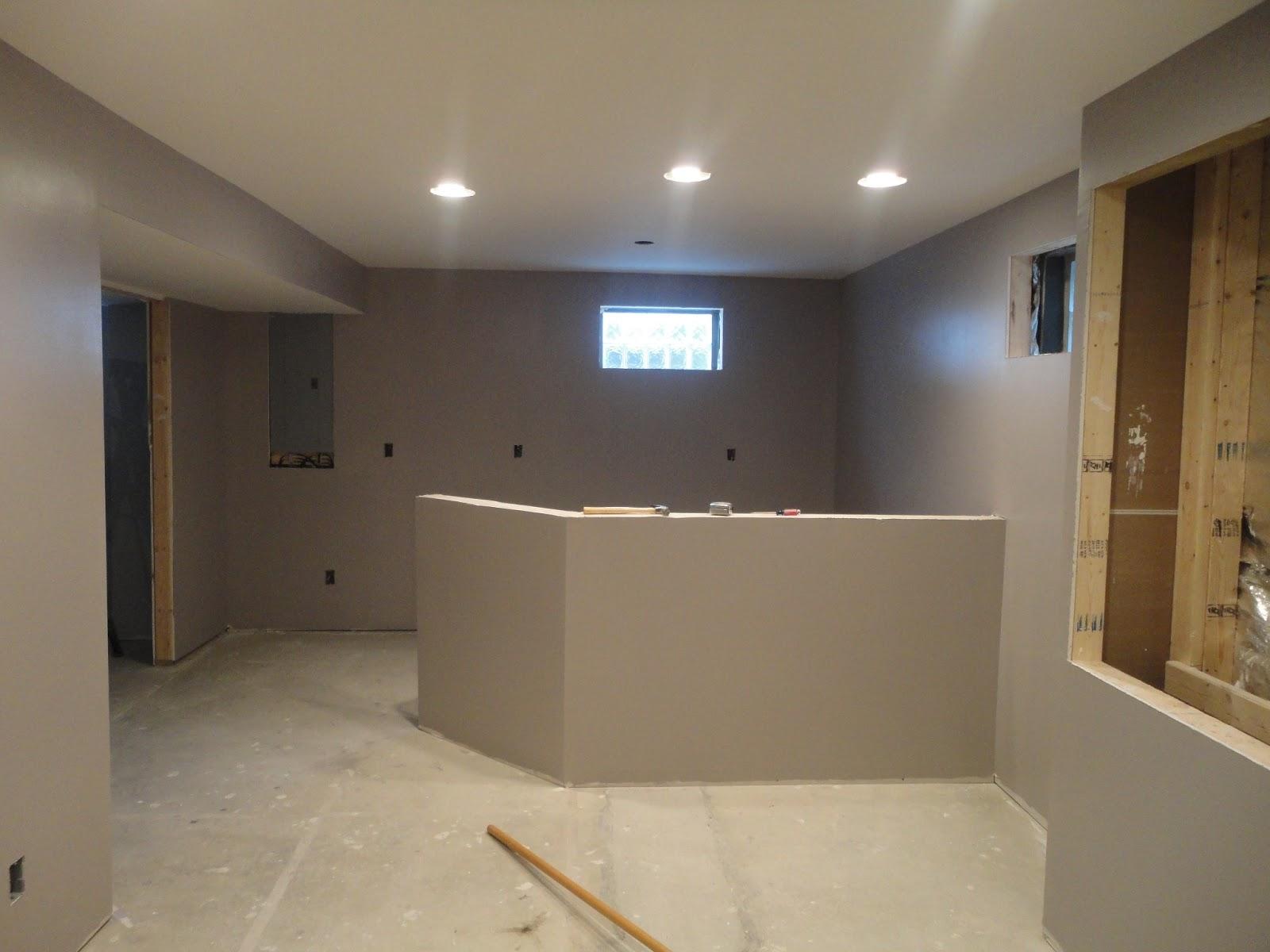 Life After I Do Basement Renovation Paint
