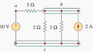 Electrical Circuuit : Nodes, Branches, and Loops
