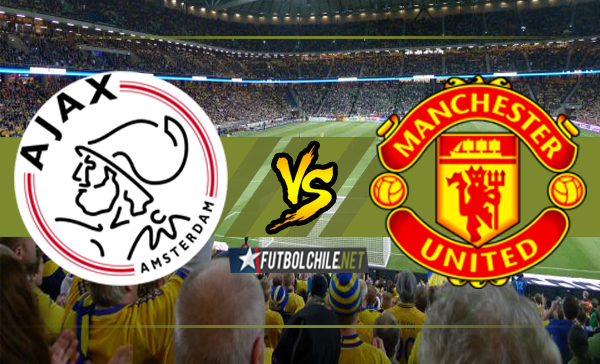 Ajax vs Manchester United
