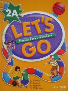 Sách Let's Go 2A
