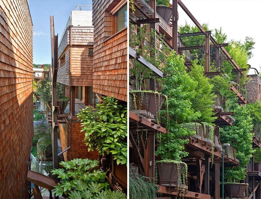 Arquitectura y ecología.