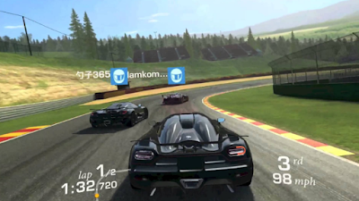Download Real Racing 3 v5.2.0 Mod  Money