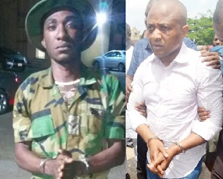 Soldier Member of Evans Kidnap Gang Arrested