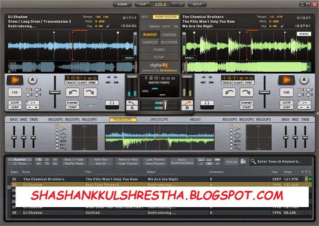 best dj software free download full version for windows 10