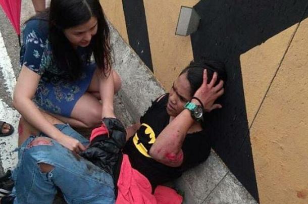 Doktor Cun Tolong Mat Moto Cetus Bualan Hangat Netizen