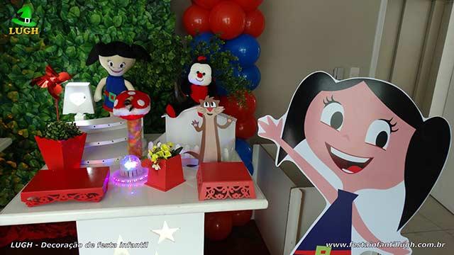 Festa de aniversário Show da Luna - Decoração infantil