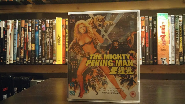 The Mighty Peking Man from the U.K.