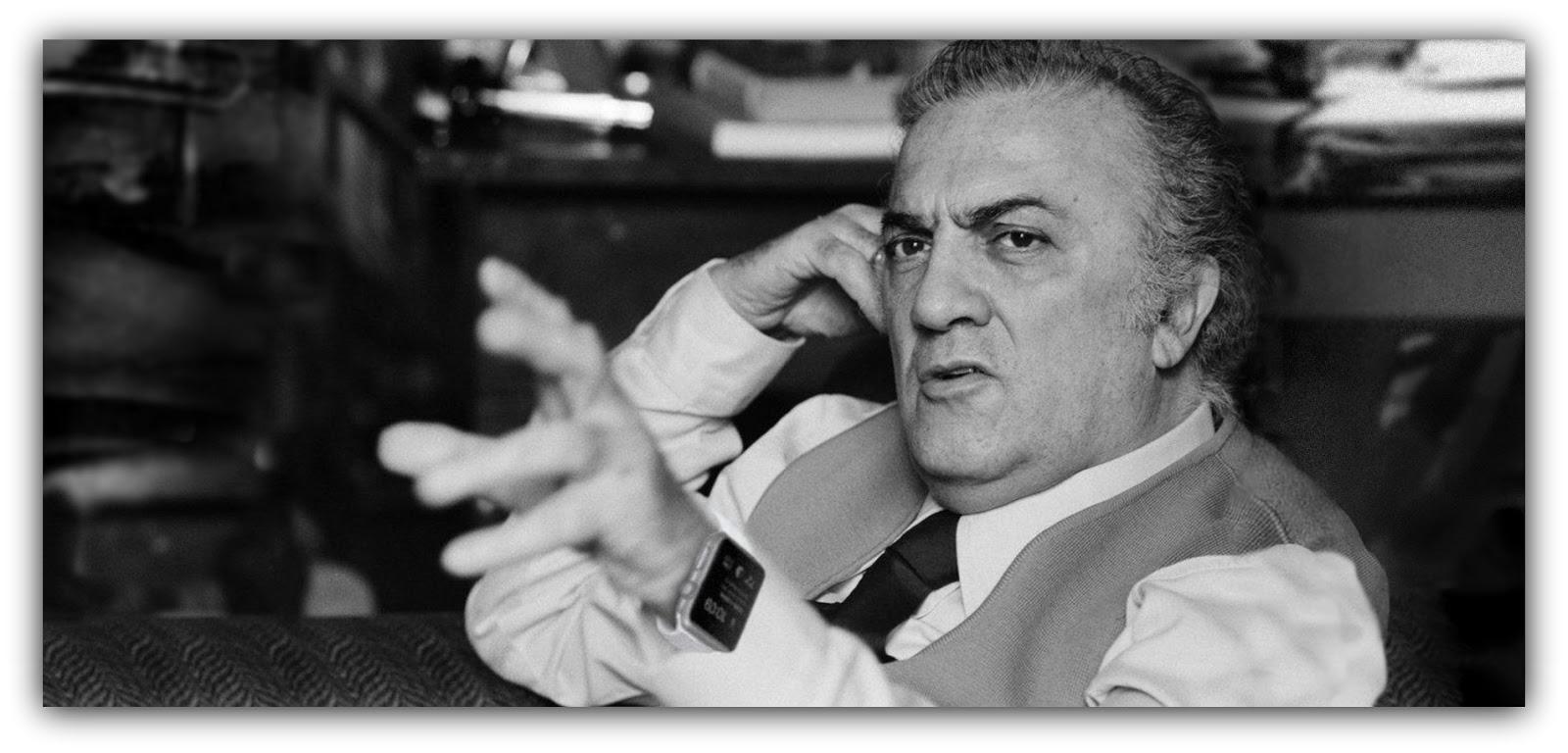 Federico Fellini Filme