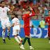 Con un empate con Irán, Portugal también se metió en octavos
