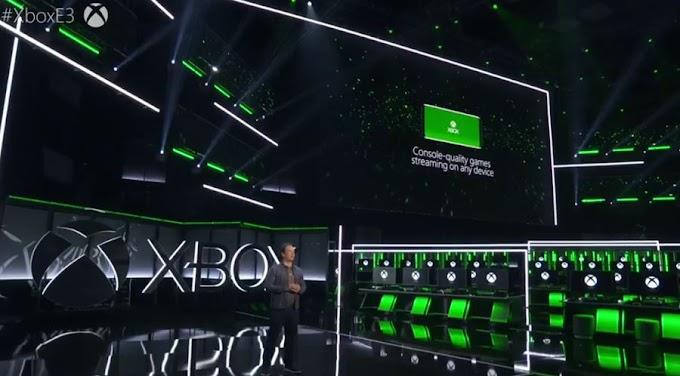 E3 2018: Microsoft irá trazer serviço de streaming de jogos