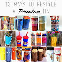 DIY tutorials for recycled can crafts