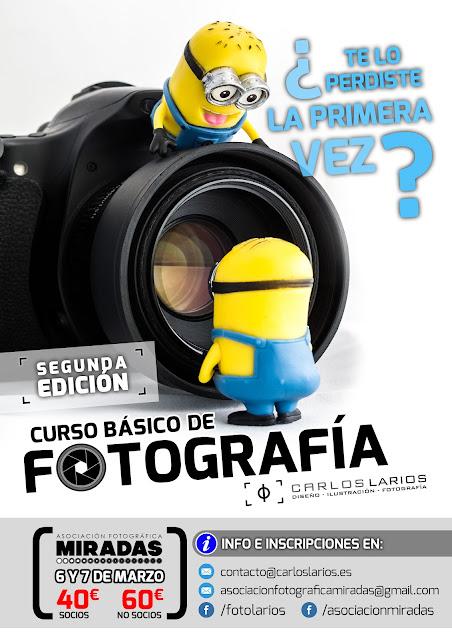 2º Curso Presencial de Fotografía en Ceuta