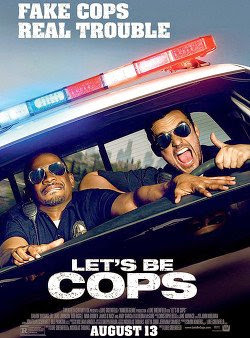Let's Be Cops en Streaming