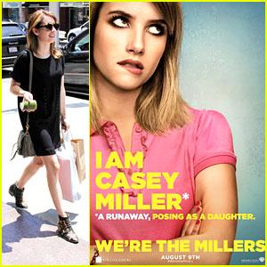 Emma Roberts Were the Miller's