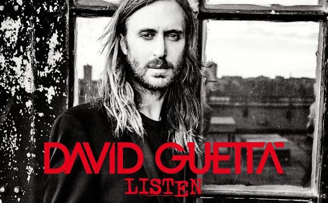 Listen - David Guetta Ft. John Legend