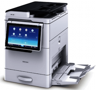 Ricoh MP 305+SPF Driver Download
