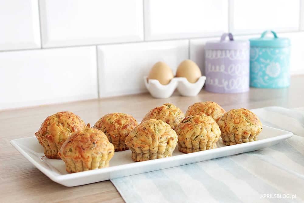 szybkie muffinki wytrawne