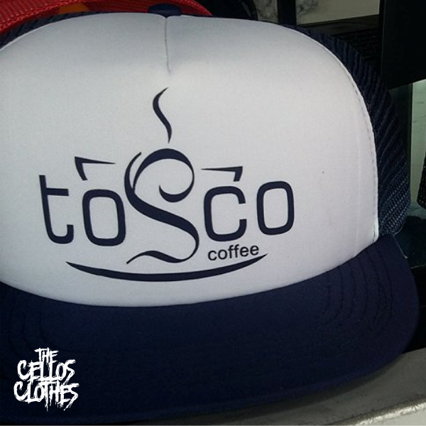 Sablon Kaos Kopi - Tosco Coffee