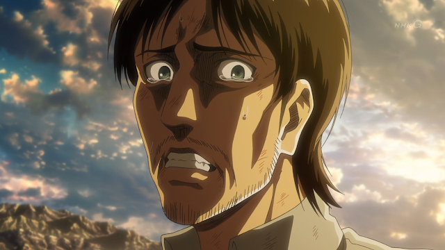 الحلقة الحادية والعشرون من Shingeki no Kyojin S3 مترجمة