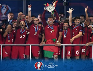 Inspired Portuguese Thrashes The French To Win 2016 Euro Cup Without Ronaldo