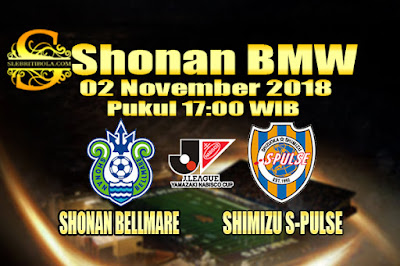 Agen Bola Online Terbesar - Prediksi Skor Liga Japan J-League Shonan Bellmare Vs Shimizu S-Pulse 02 November 2018