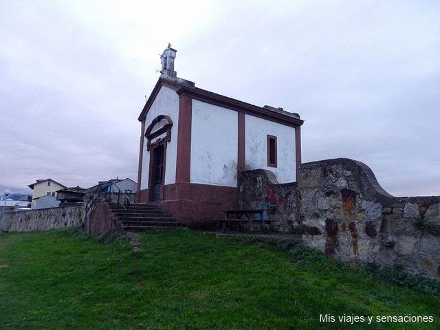 Capilla de San Roque y San Martín, Luarca