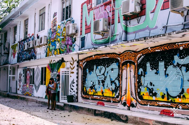 Nhà ga 3A Tôn Đức Thắng | Hồ Chí Minh | Ảnh Đẹp Sài Gòn