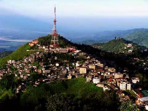 TV tower Kurseong