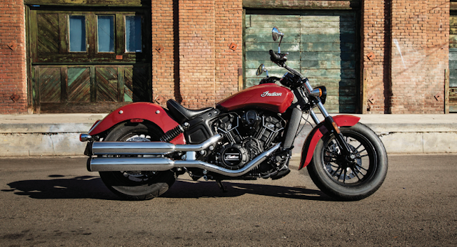 Indian Motorcycle® unveils the all-new 2016 Indian® Scout® Sixty in Hyderabad