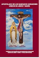 Libro de Oraciones Oficiales del Apostolado de los Sagrados Corazones Unidos de Jesús y de María