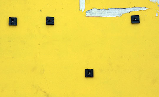abstract, urban, urban photography, urban decay, yellow, urban art, Sam Freek, contemporary photo, modern,