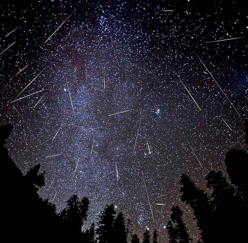 Ambarish Sky Trip: Geminid Meteor Shower 2014