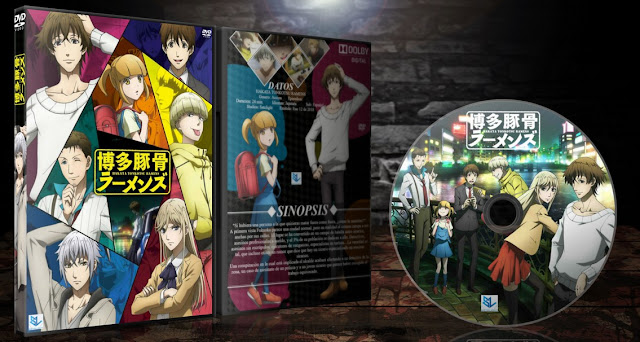 Hakata Tonkotsu Ramens | Cover DVD |