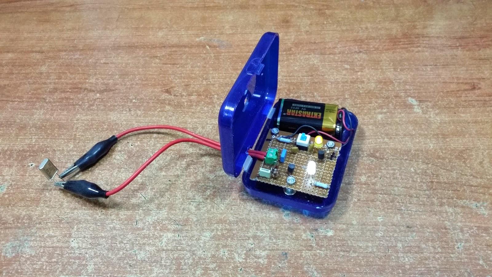Circuito Bluetooth Casero : Ciencia inventos y experimentos en casa: tutorial electrónica