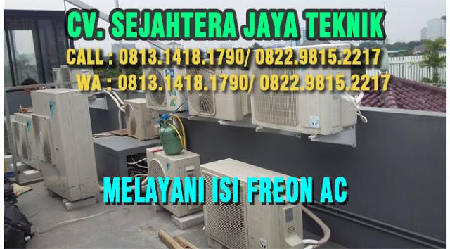 SERVICE AC BERPENGALAMAN DI JAKARTA PUSAT